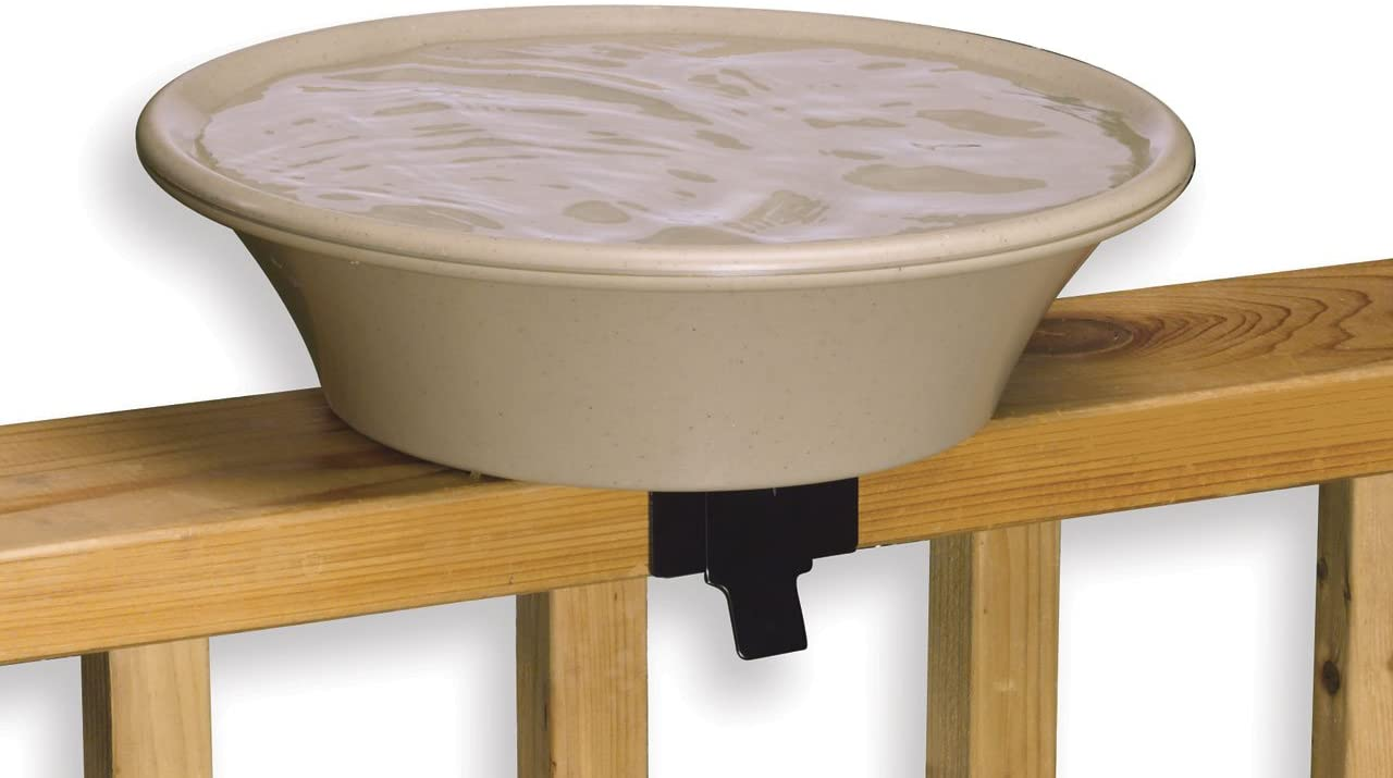 Allied Precision 14B Four Seasons Heated Bird Bath