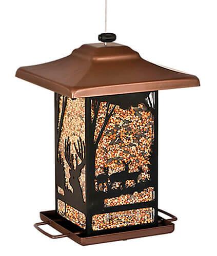 Perky-Pet Wilderness Lantern Wild Bird Feeder