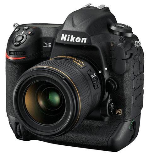 Nikon D5 Professional DSLR