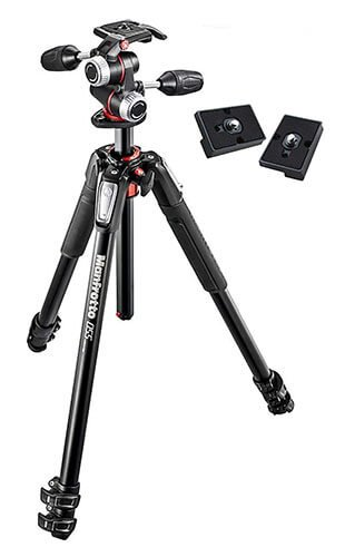 Manfrotto MK055XPRO3-3W 055 Kit