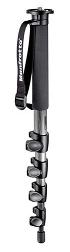 Manfrotto 695CX Carbon Fiber Monopod 5 Section
