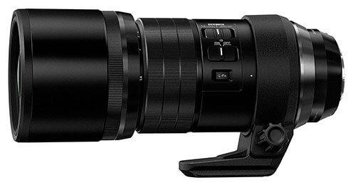 Olympus M.Zuiko Digital ED 300mm F4 IS PRO
