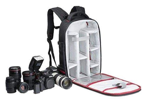 Beschoi 813010001 DSLR Camera Backpack