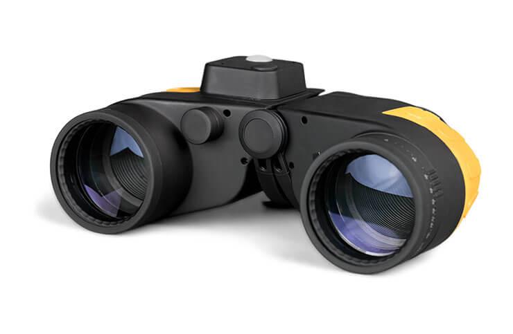 Binocular lens diameter