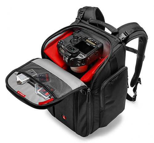 Manfrotto MB MP-BP Professional Camera Backpack For DSLR/Camcorder